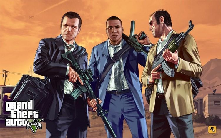 Tải Game Grand Theft Auto V - Game GTA 5 Miễn Phí